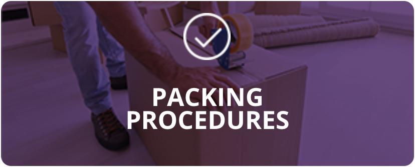Packing Procedures